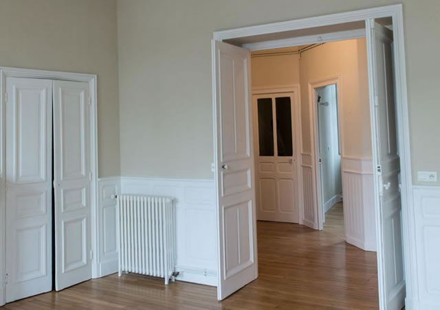 Décoration intérieure maison d'habitation