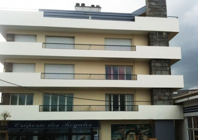 Imperméabilisation de façade
