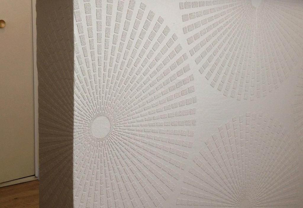Sols murs rondel peinture for Revue de decoration interieure