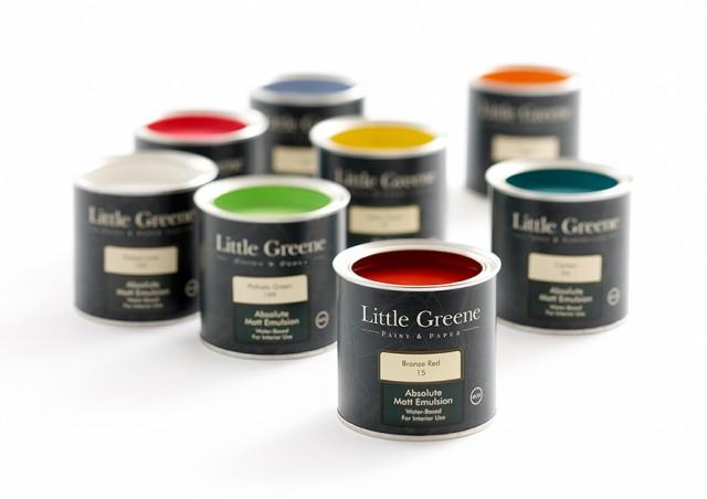 Peinture et papiers peints haut de gamme Little Greene®